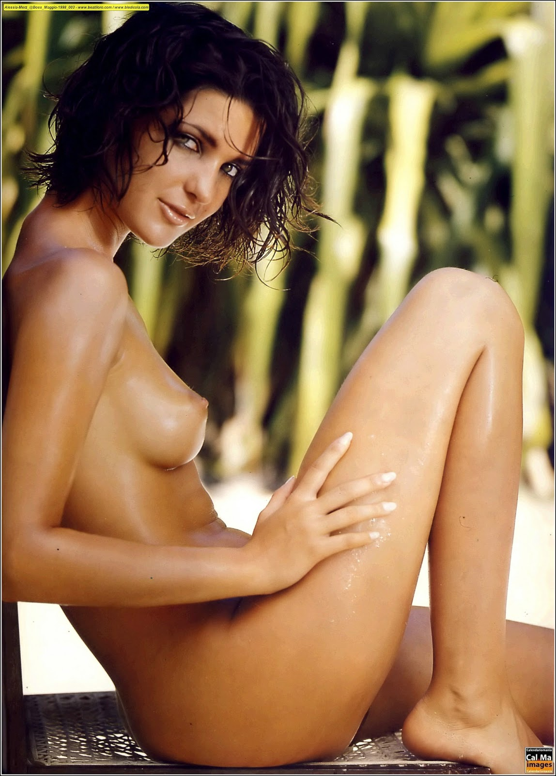 from Beckett alessia merz nude sexy