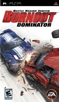 Burnout Dominator (CSO) (Español) (PSP) (MG)
