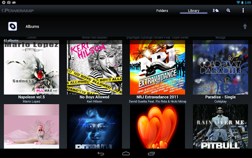 PowerAmp Pro Android APK Full Version Pro Free Download