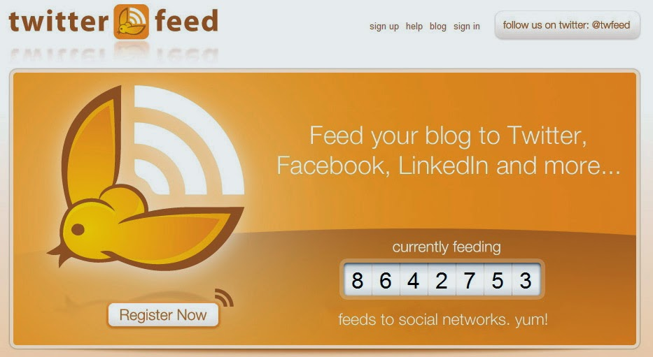 Share Artikel Ke Twitter dan Facebook Otomatis