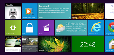 windows 8 mosaic tiles