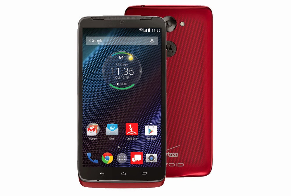 Motorola Droid Turbo (5.2 Inch, 2.7Ghz, 3GB, 21MP) Price and Specification