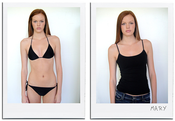 Cast Images Model - Mary Creel - Wilhelmina