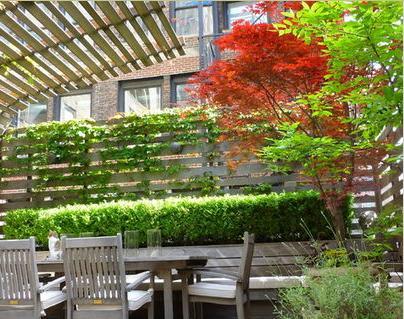 Fotos de terrazas terrazas y jardines marzo 2013 for Terrazas en segundos pisos