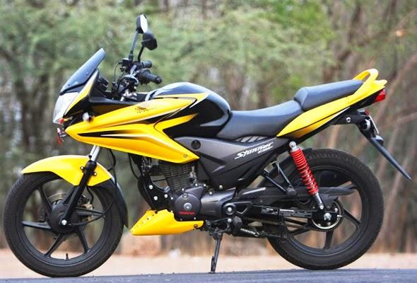 8 Foto Modifikasi Motor Honda Verza 150 Keren
