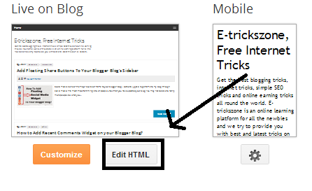 How To Add Author's Information Box Below Every Post On Blogger Blog?