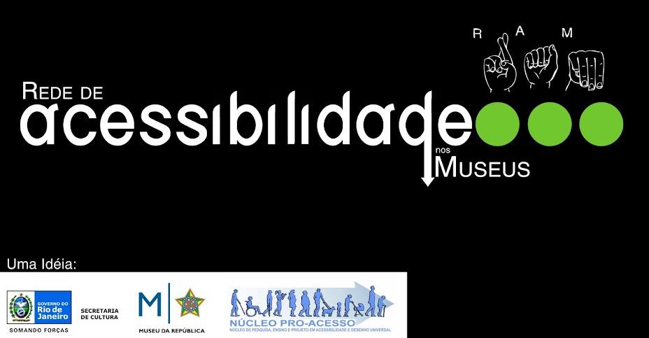 Acessibilidade nos Museus