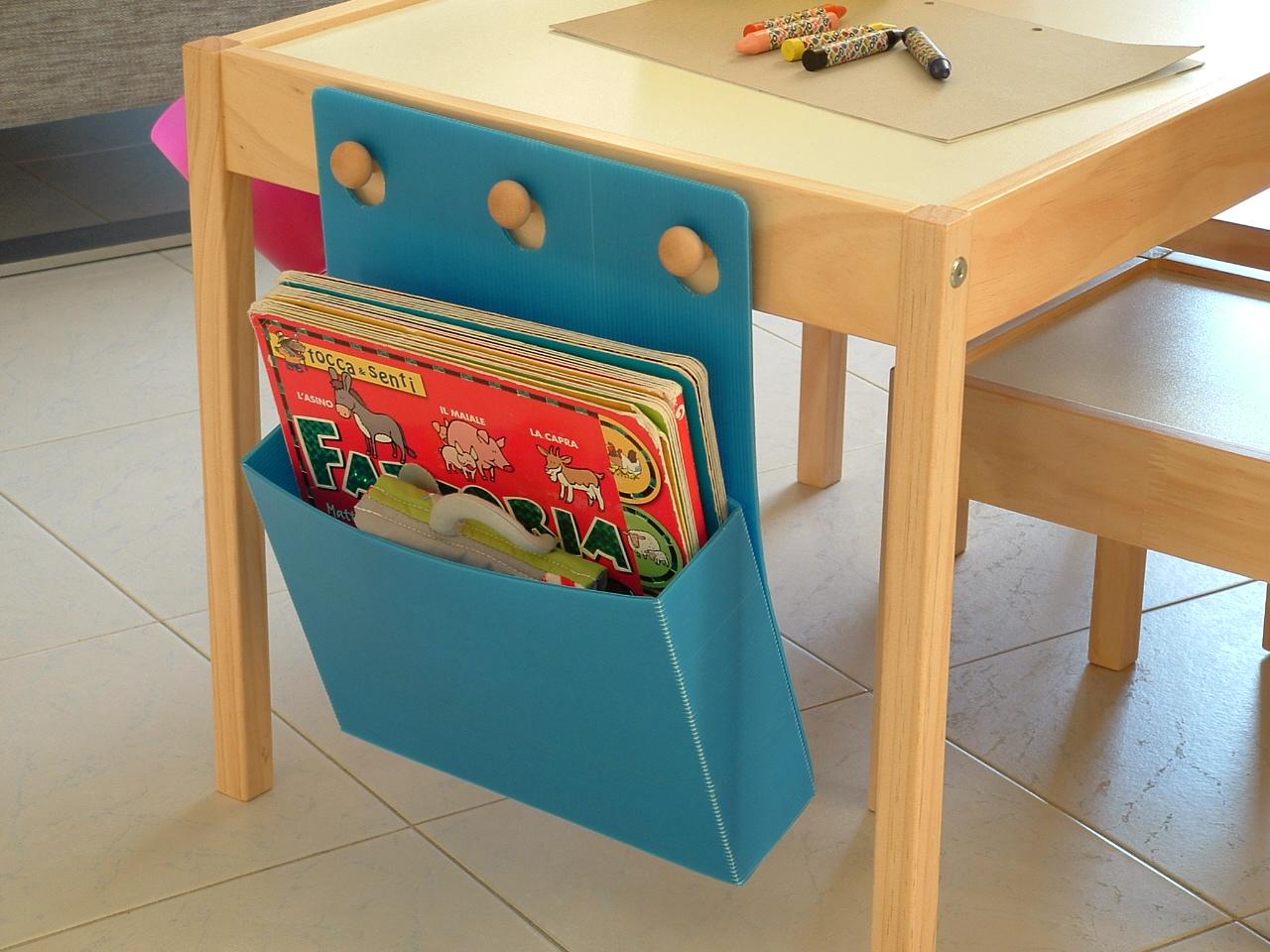 Ricicla e crea tavolino ikea per flavia for Tavolino per bambino