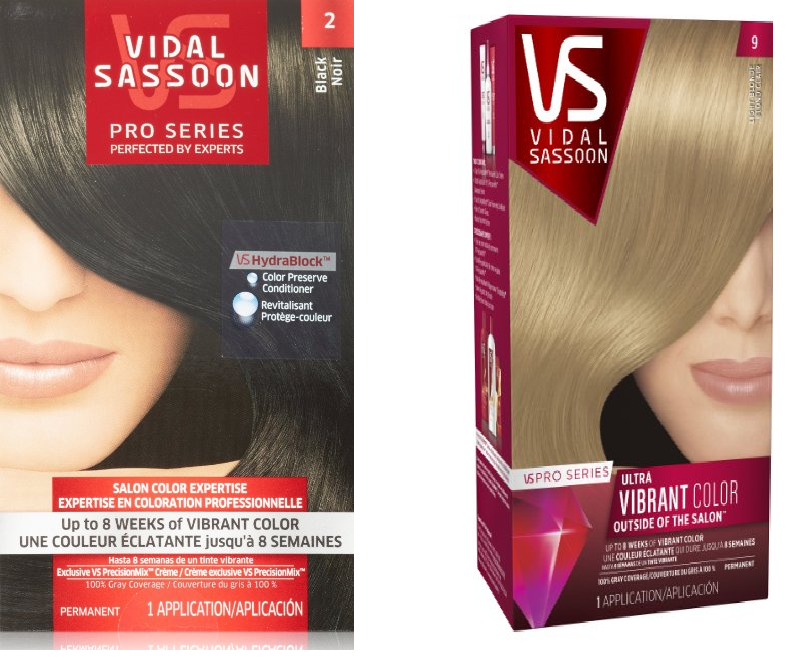 Vidal Sassoon Pro Series Hair Color Coupons New Movies Coming Out
