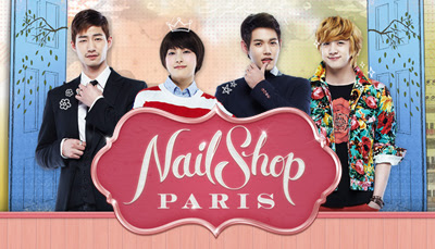 Nail Salon Paris