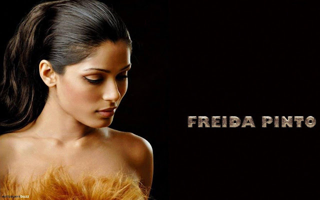 Freida Pinto HD Wallpaper