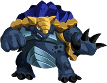 imagen de beefcake de monster legends