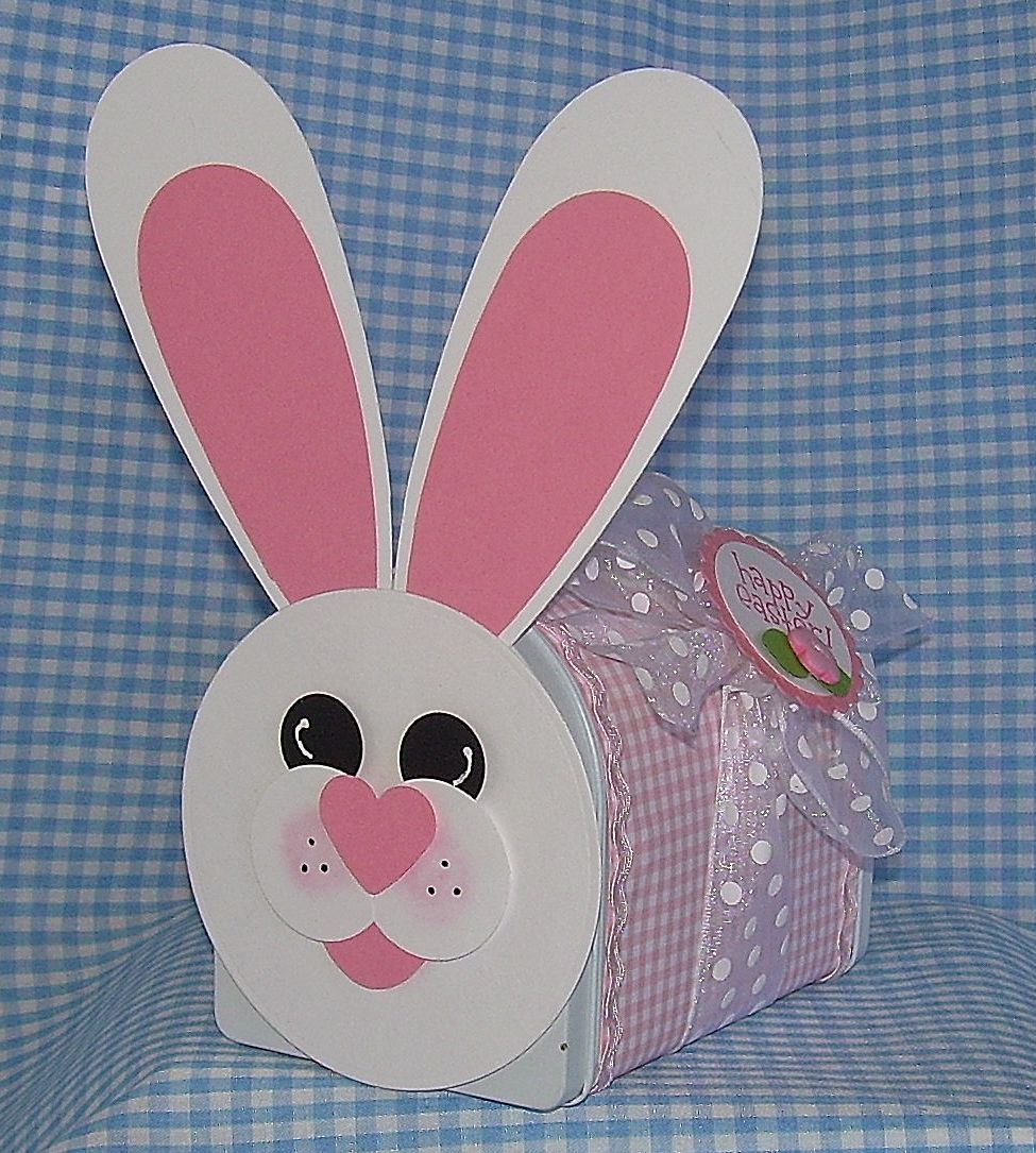 Beth a palooza mail box easter bunny mail box easter bunny negle Choice Image