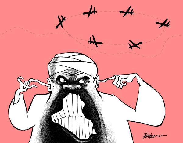 Humour aéronautique - Page 2 Drones