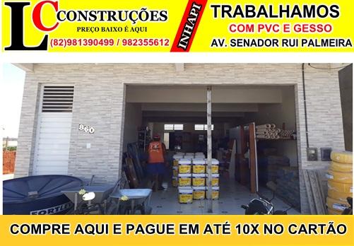 LC CONSTRUÇÕES (82)981390499