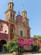 Ex-Hacienda de Gogorron, Mexico, where the Legend of Zorro was filmed