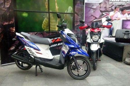 Spesifikasi dan Harga Yamaha X-Ride Terbaru