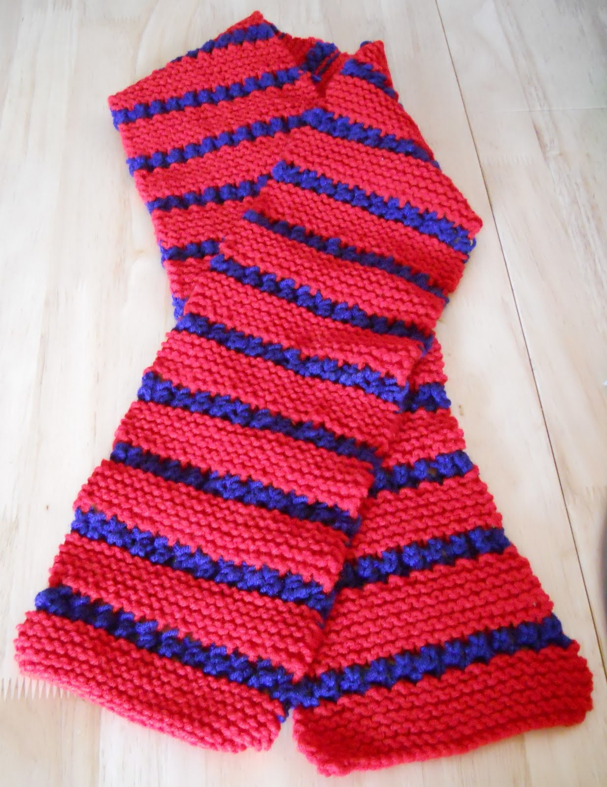 knitting with schnapps special olympics scarf