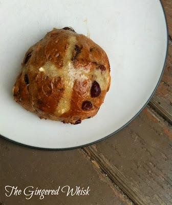 Sourdough Hot Cross Buns Recipe (Sourdough Surprises)