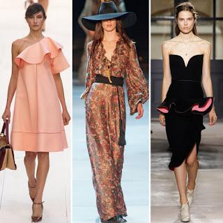 Model Fashion Musim Semi 2013