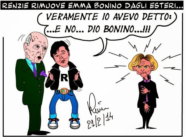"""BONINO: """"IN POLITICA MANCA L'EDUCAZIONE CHE ABBIAMO NOI RADICALI"""""""