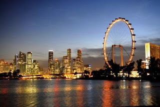 Beautiful View Of The London Eye