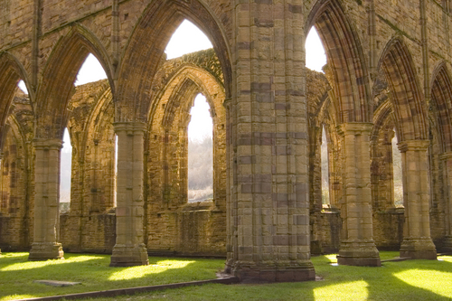 My Aesthetica: Places on my list: Tintern Abbey