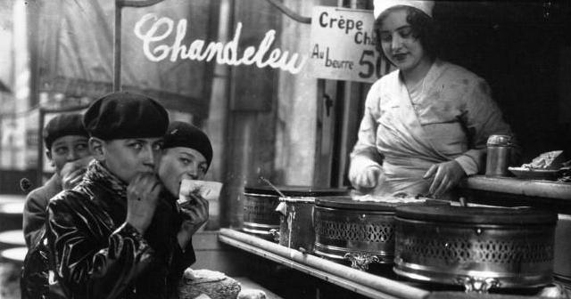 La cuisine fran aise d 39 antan la legende des crepes a la for La cuisine d antan