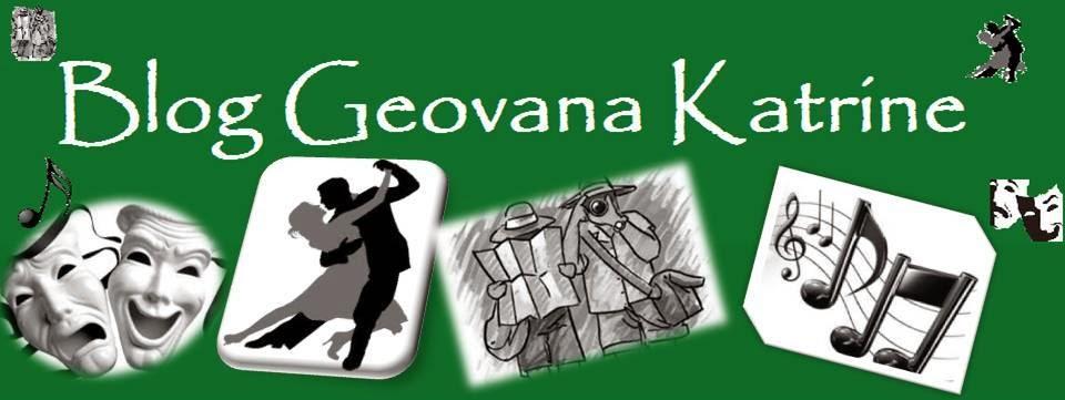 Blog Geovana Katrine