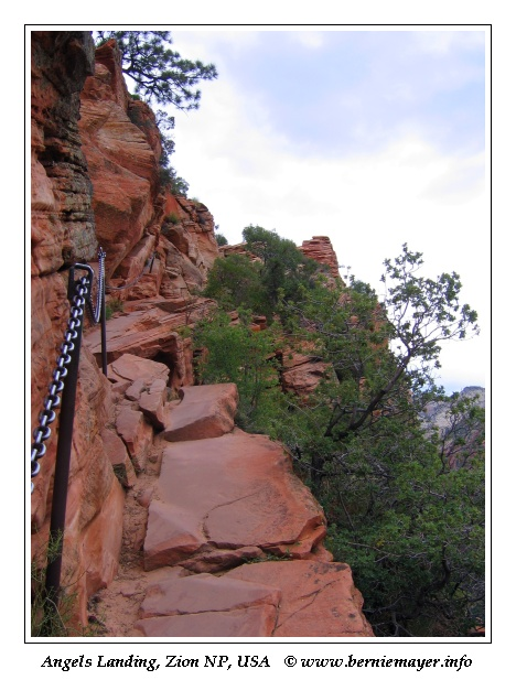 Angels Landing Trail
