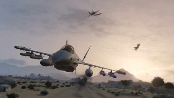 GTA 5 Online Preview