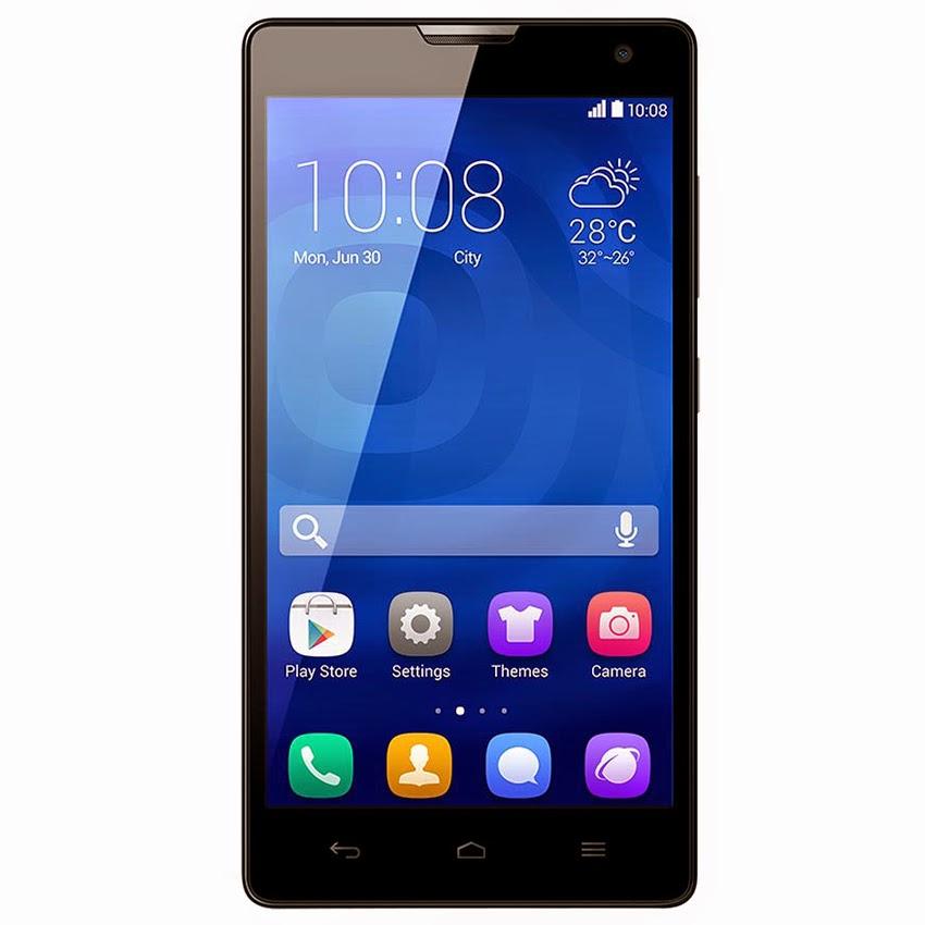Spesifikasi Dan Harga Baru Huawei Honor 3C - 8 GB - Dual SIM