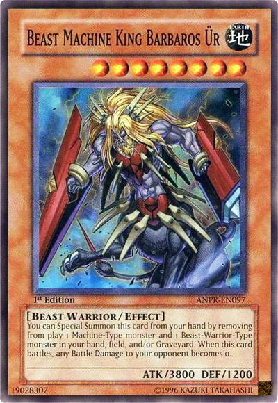 yugioh machine king deck