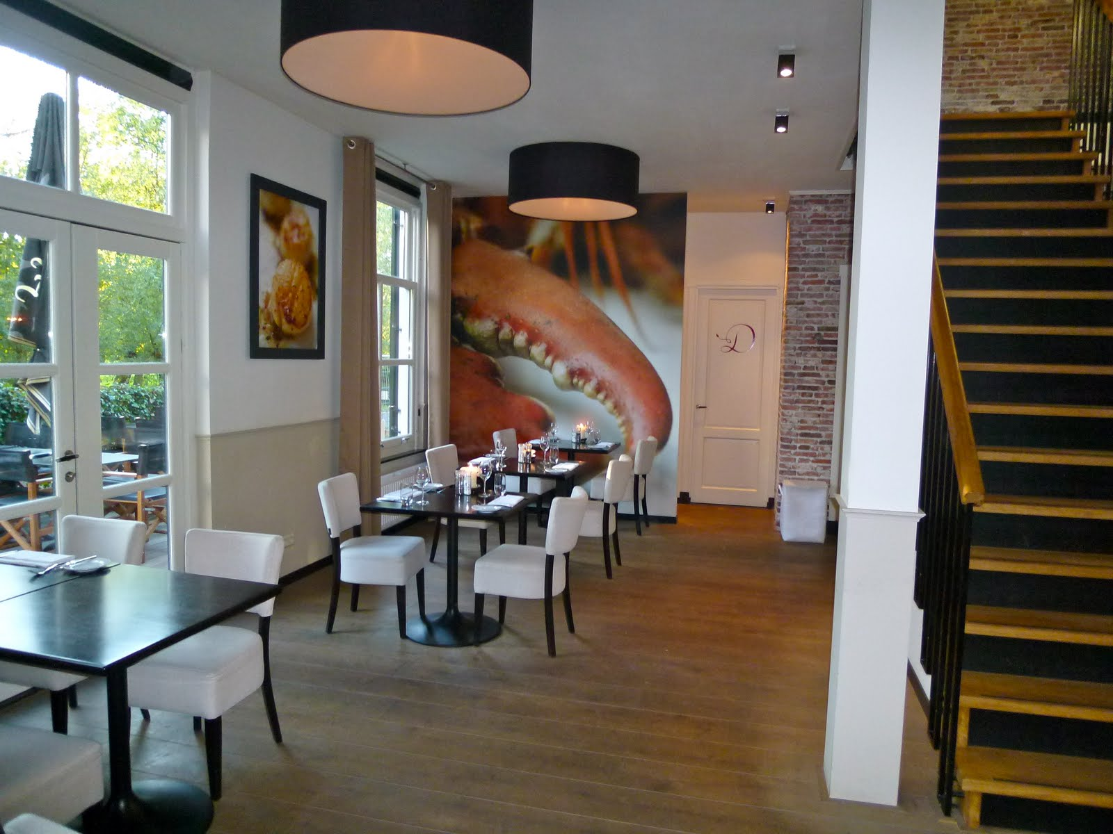 Restaurantrecensies van carla restaurantbelevingen de roode leeuw in capelle a d ijssel - Tafel leeuw ...