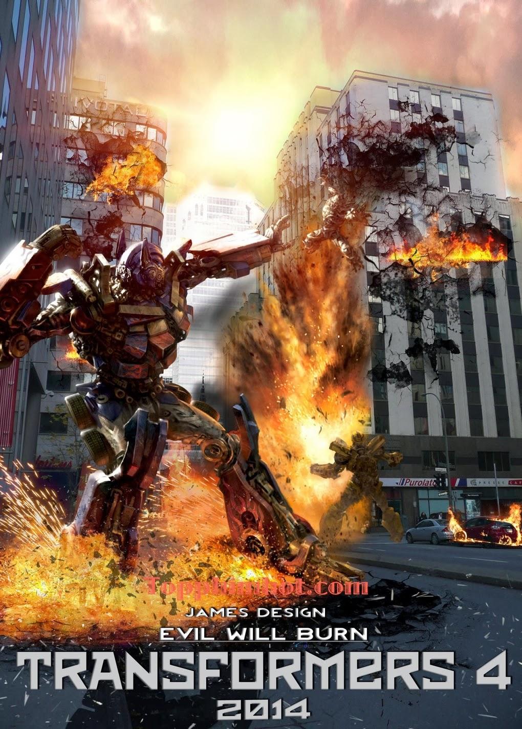 Xem Người Máy Biến Hình: Kỷ Nguyên Hủy Diệt - Transformers: Age of Extinction (2014)
