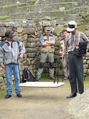 Ruangan Rahasia Machu Picchu Di Peru