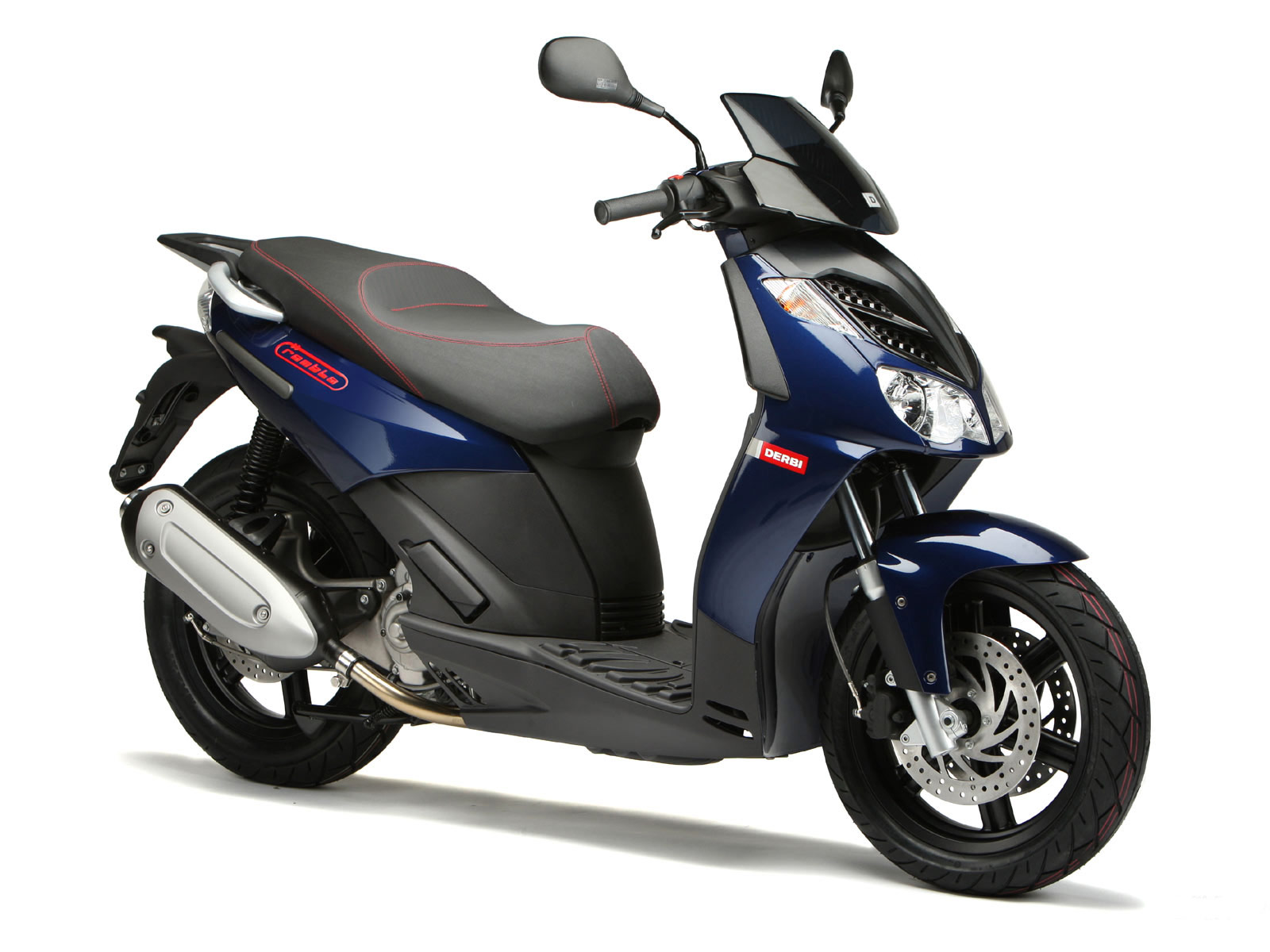 2008 Derbi Rambla 250 Scooter Picture Accident Lawyers