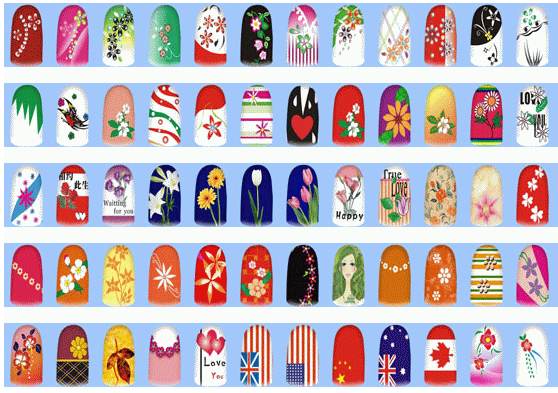 153 Fotos de unhas decoradas | Manu Luize
