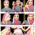 Foto dan video cara memakai jilbab modern style hijab terbaru