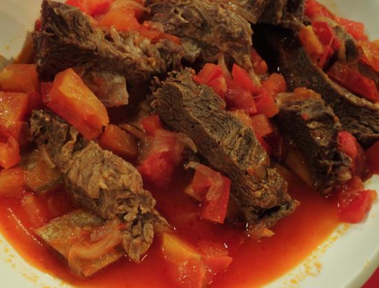 Recetas de cocina judia carne for Cocina 5 ingredientes jamie