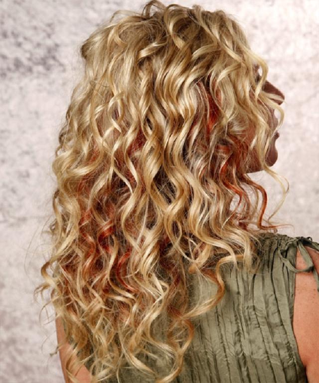 Medium Length Permed Layered Hairstyles Short Hairstyle 2013