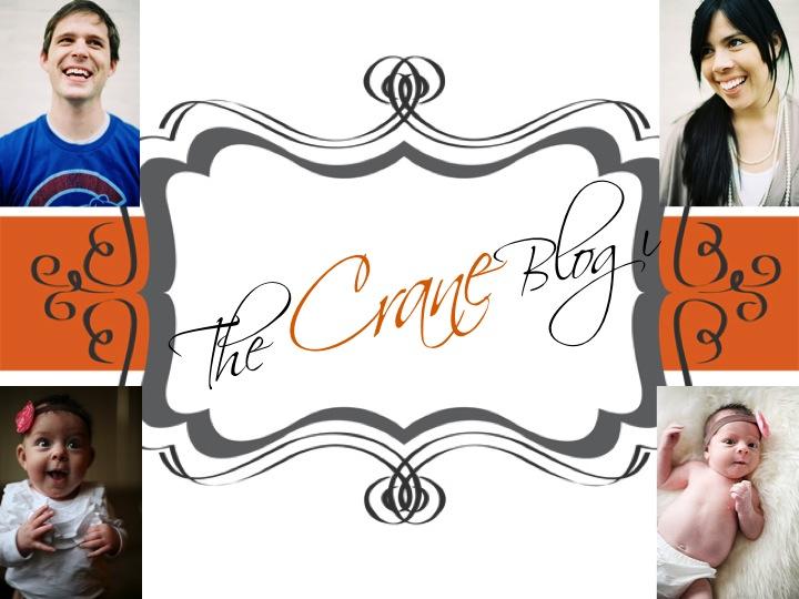 The Crane Blog