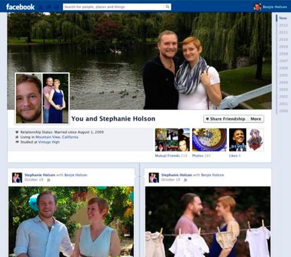 Paginile Facebook de cuplu sunt create automat pentru toti utilizatorii retelei sociale