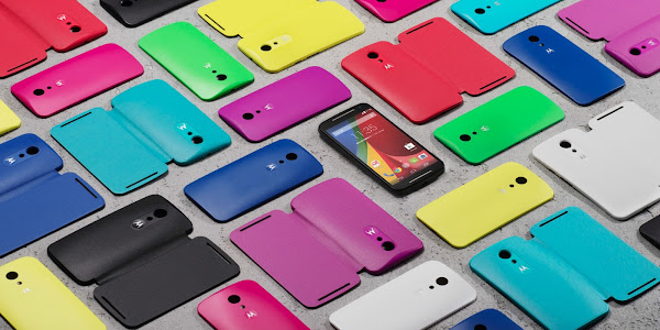 New Motorola Moto G officially announced