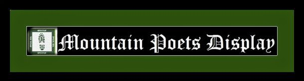 Mountain Poets Display