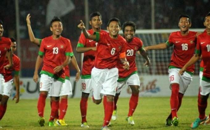 Hasil Pertandingan Timnas Indonesia U-19 vs Timnas UEA U-19 4 - 1 Friendly Match