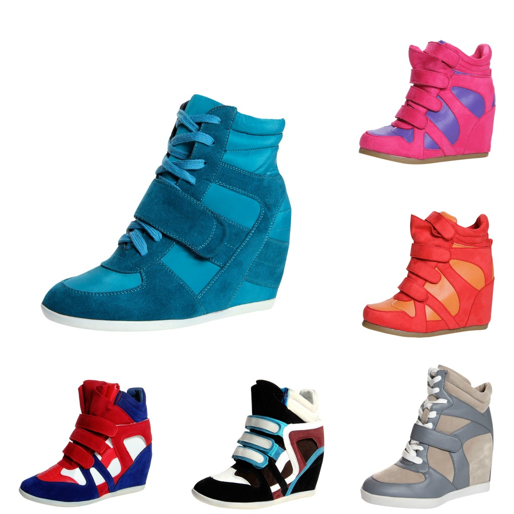 Shop for sneaker wedges at truedfil3gz.gq Free Shipping. Free Returns. All the time.