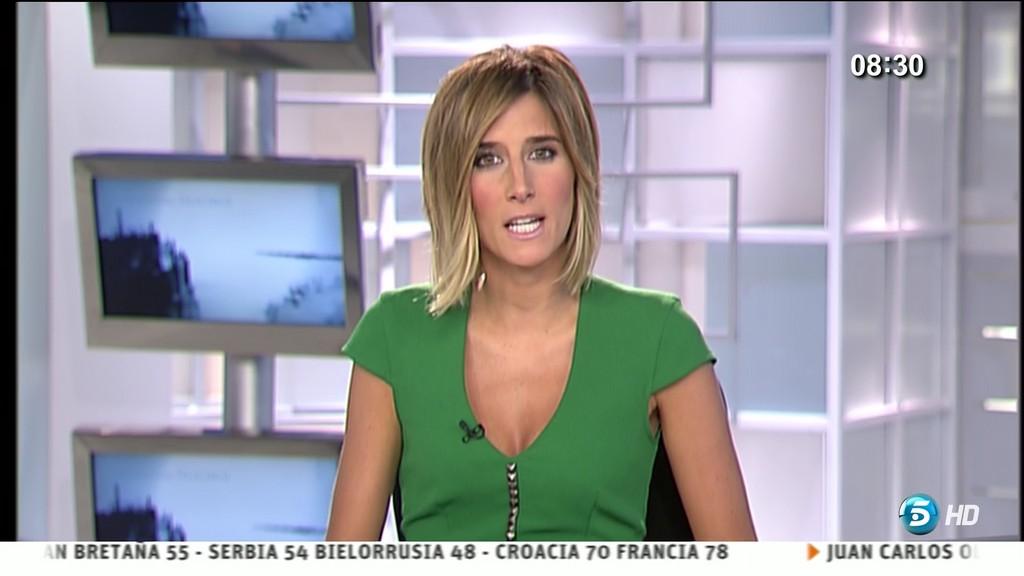 ANE IBARZABAL, INFORMATIVOS TELECINCO (20.06.13)