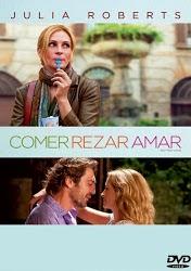 Filme Comer Rezar Amar Dublado AVI DVDRip