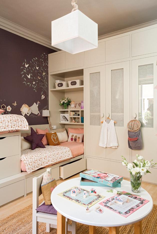 Casa tr s chic organizando o espa o das crian as - Habitaciones infantiles a medida ...